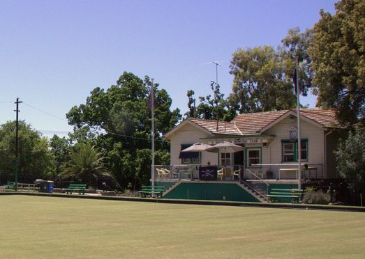 Hawthorn Bowling Club - image courtesy of eddiegoldsmith @Flickr